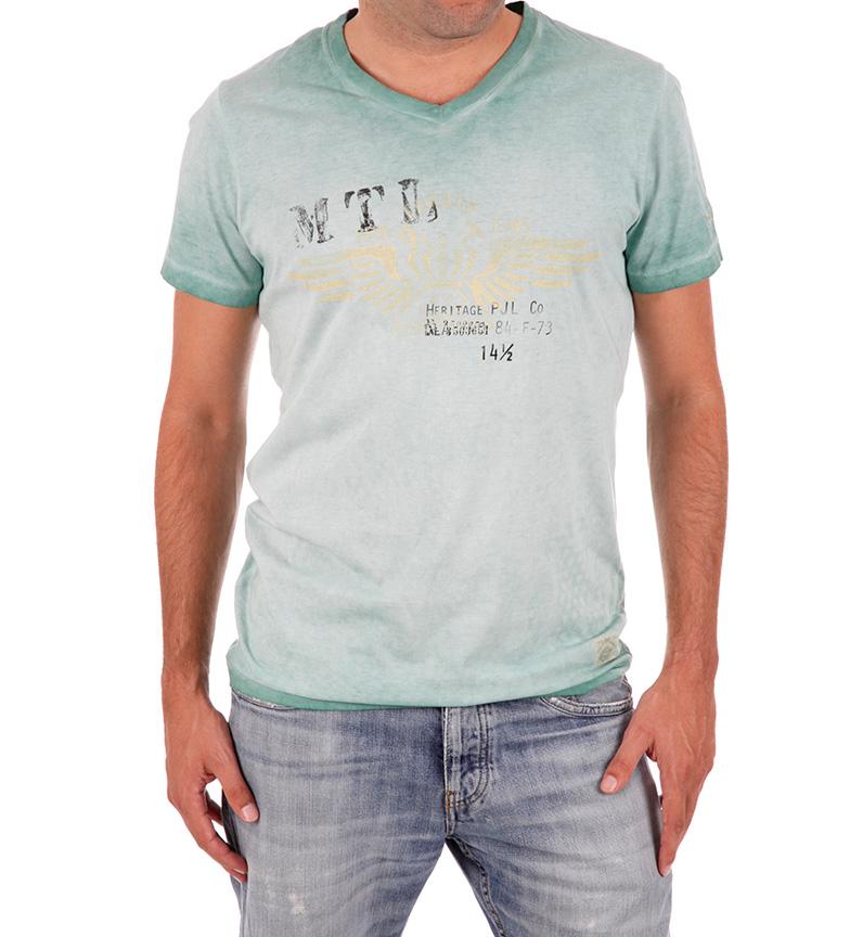 Comprar Pepe Jeans Jakes camisa verde