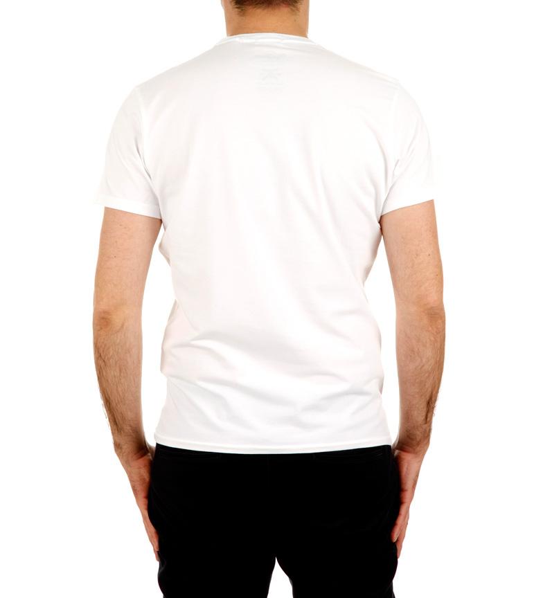 Pepe Pepe Sheen Camiseta Camiseta Blanco Jeans Blanco Sheen Pepe Jeans Jeans 0myvNnwO8