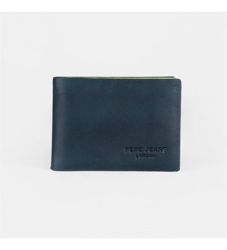 Comprar Pepe Jeans Wallet Pepe Jeans Colorful horizontal Blue -8,5x11,5x 1cm-