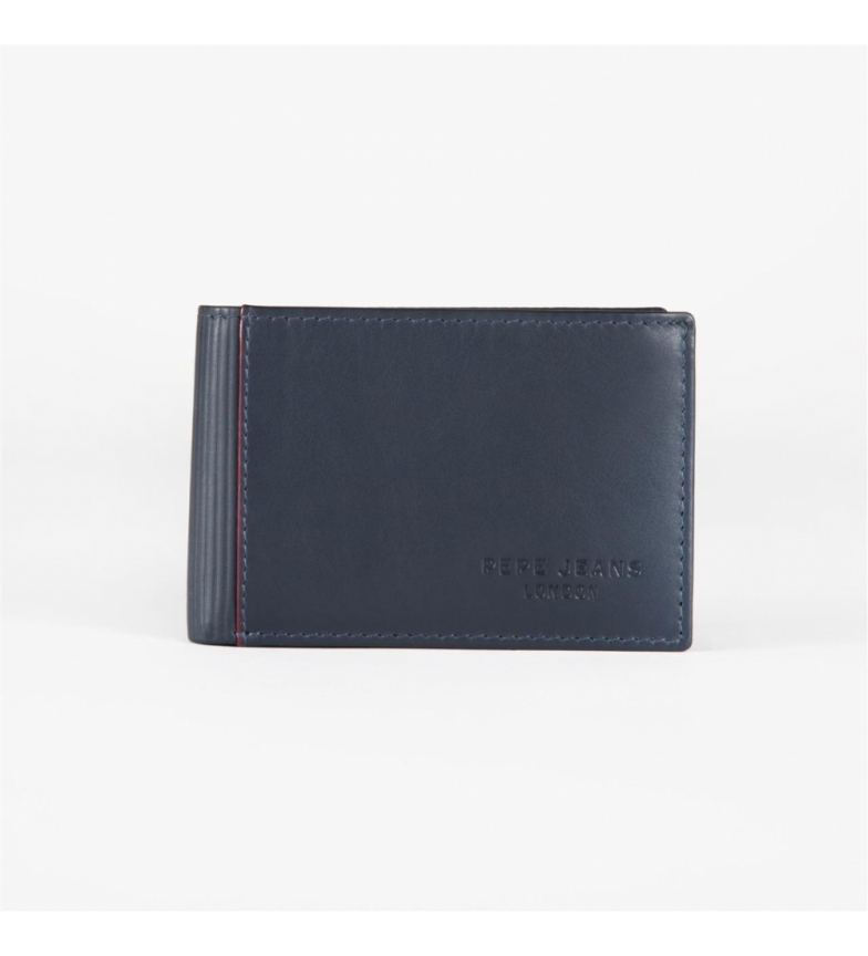 Comprar Pepe Jeans Wallet Pepe Jeans Deadline horizontal with purse Blue