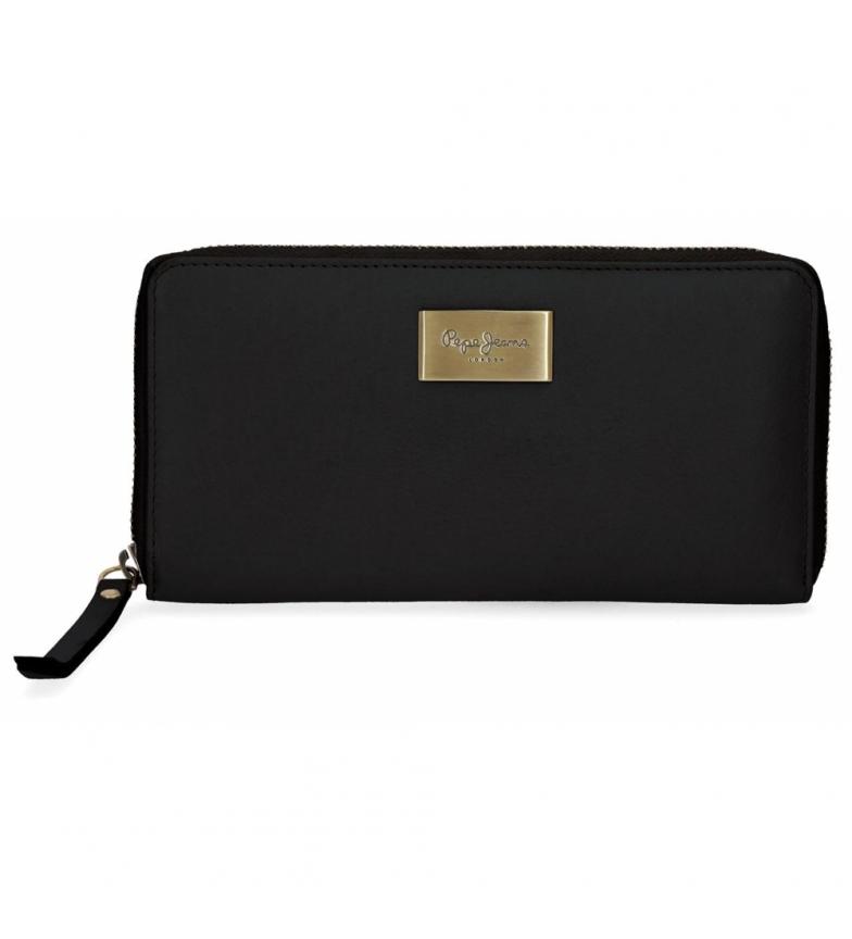 Comprar Pepe Jeans Pepe Jeans Lica wallet black -19.5x10x2cm-