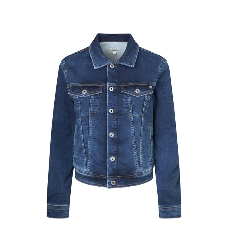 Comprar Pepe Jeans Jaqueta Denim Core Jacket azul