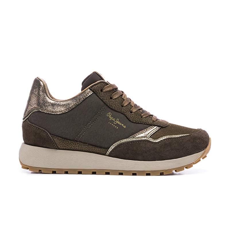 Comprar Pepe Jeans Les chaussures marron du doyen Nass