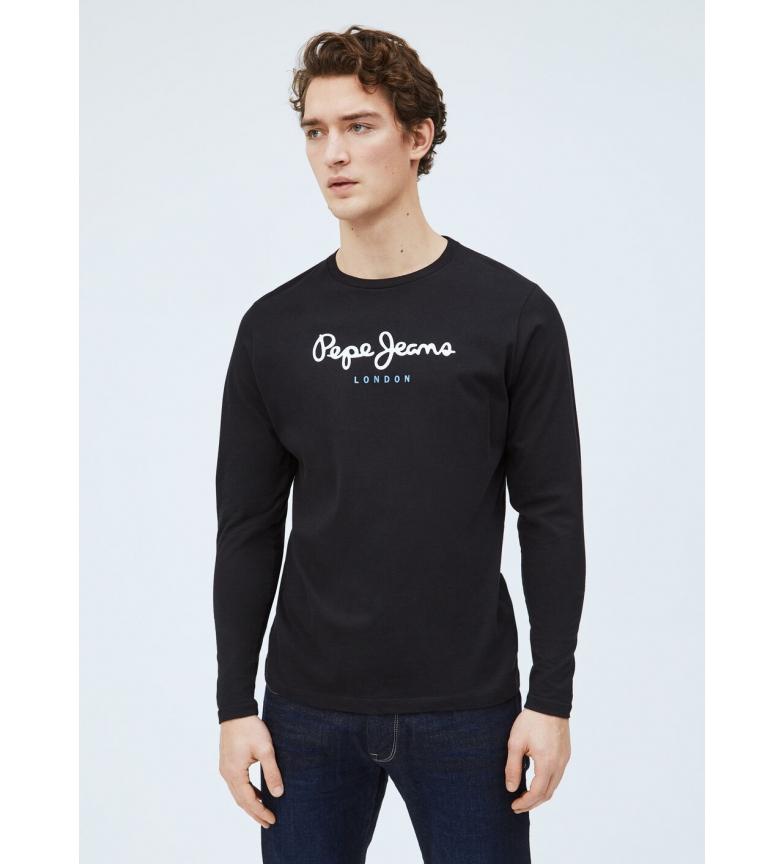 Comprar Pepe Jeans Eggo Long T-shirt preta