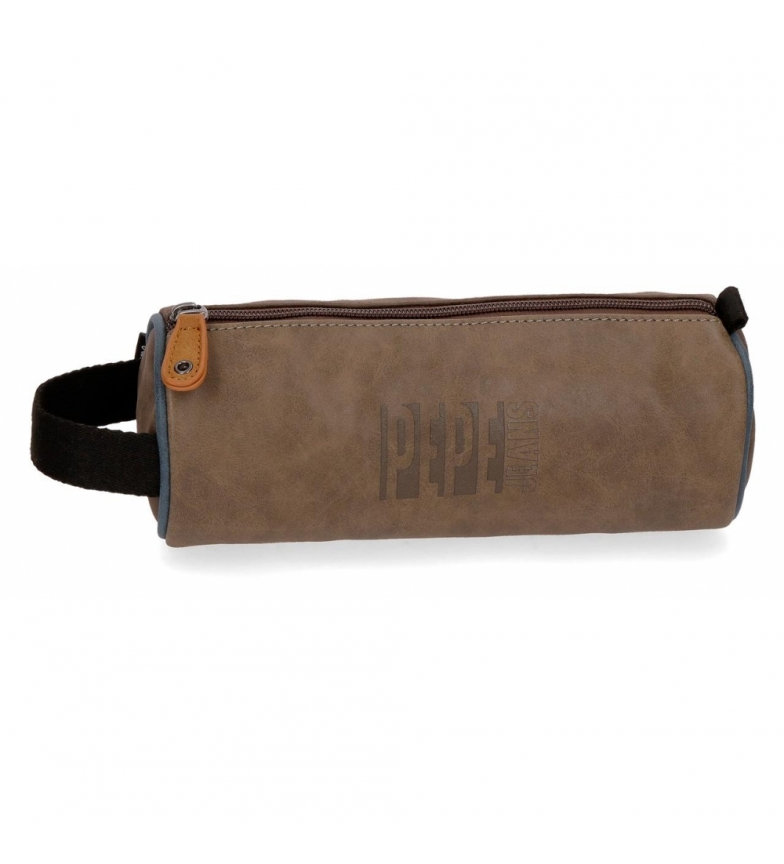 Comprar Pepe Jeans Case Pepe Jeans Max brown with side handle -23x9x9cm