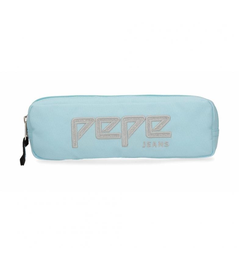 Comprar Pepe Jeans Etui Pepe Jeans Uma bleu ciel -22x7x3x3cm