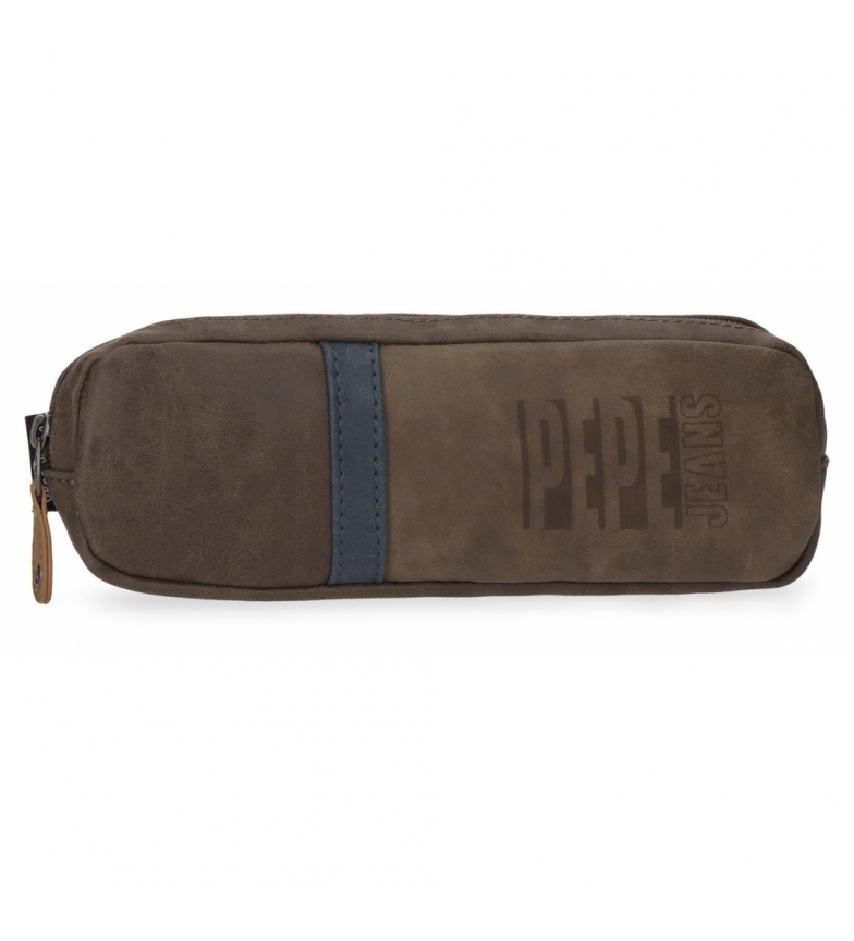 Comprar Pepe Jeans Small case Pepe Jeans Max brown -22x7x3cm