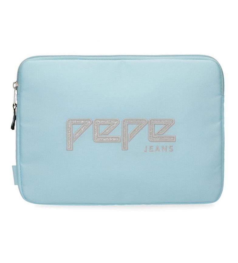 Comprar Pepe Jeans Capa para Tablet Pepe Jeans Uma sky blue -30x22x2x2cm