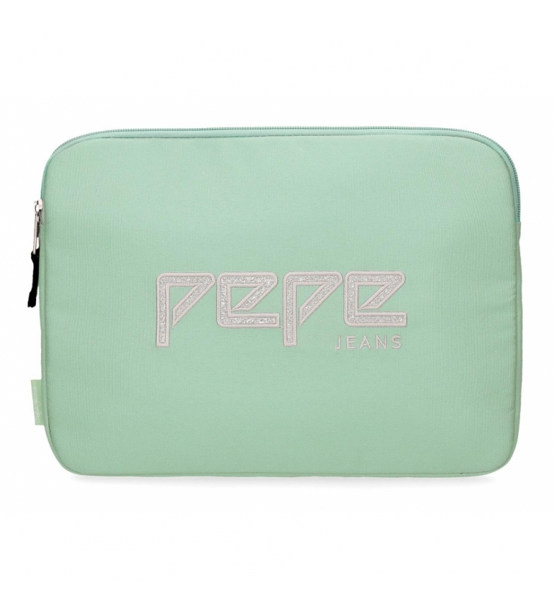 Comprar Pepe Jeans Cover for Tablet Pepe Jeans Uma green -30x22x2cm