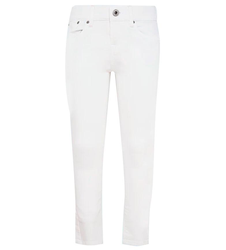 Comprar Pepe Jeans Jeans Pixlette Skinny Fit blanc