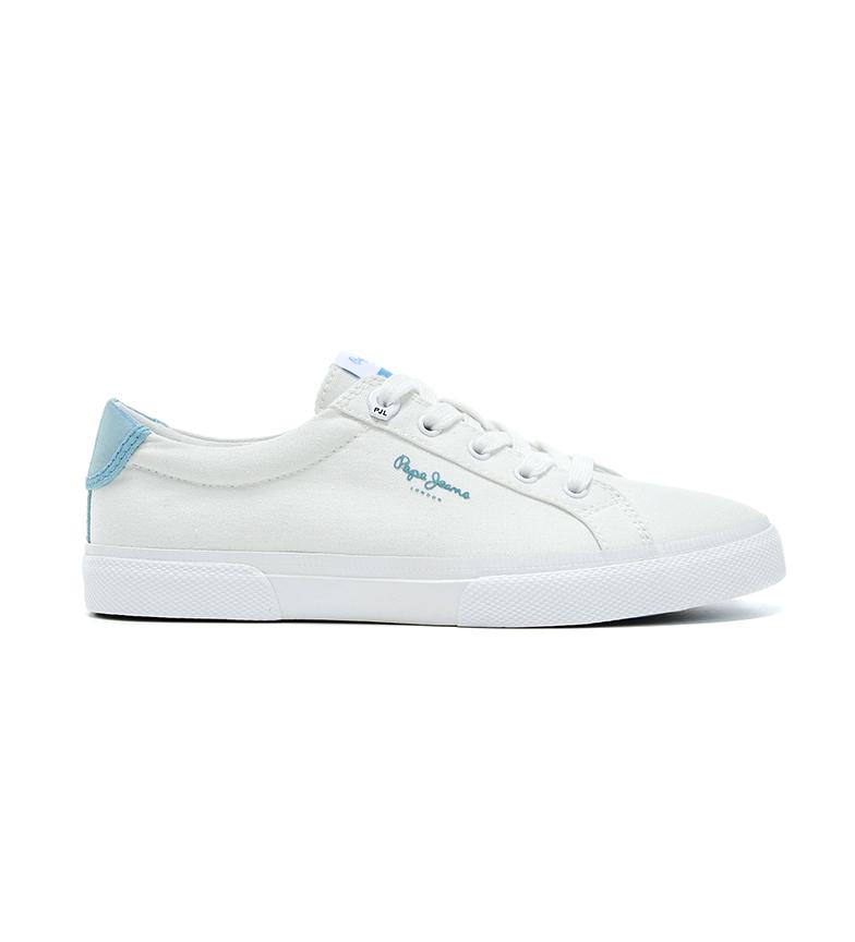 Comprar Pepe Jeans Zapatillas Kenton Bass blanco