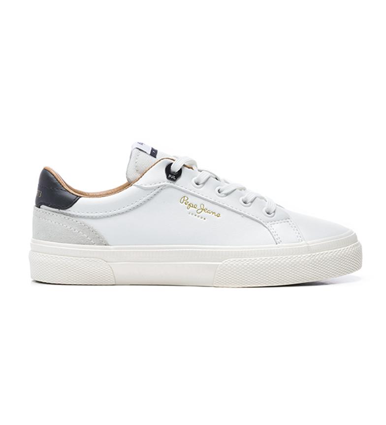 Comprar Pepe Jeans Zapatillas Kenton Classic Boy blanco