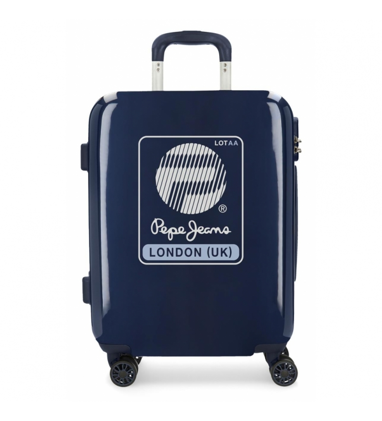 Comprar Pepe Jeans Valise de cabine rigide 55cm Pepe Jeans Londres Bleu marine