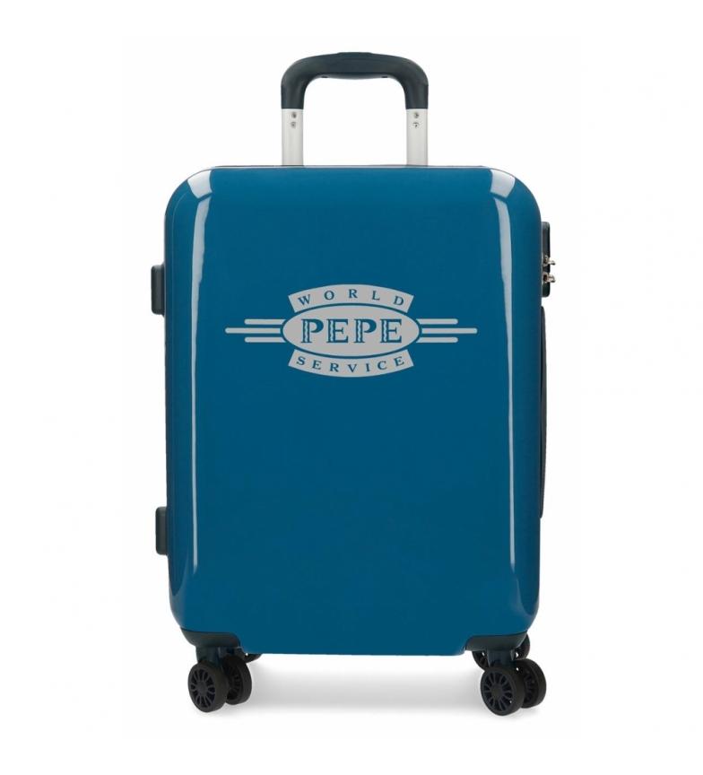 Comprar Pepe Jeans Etui cabine rigide 55cm Pepe Jeans World Blue