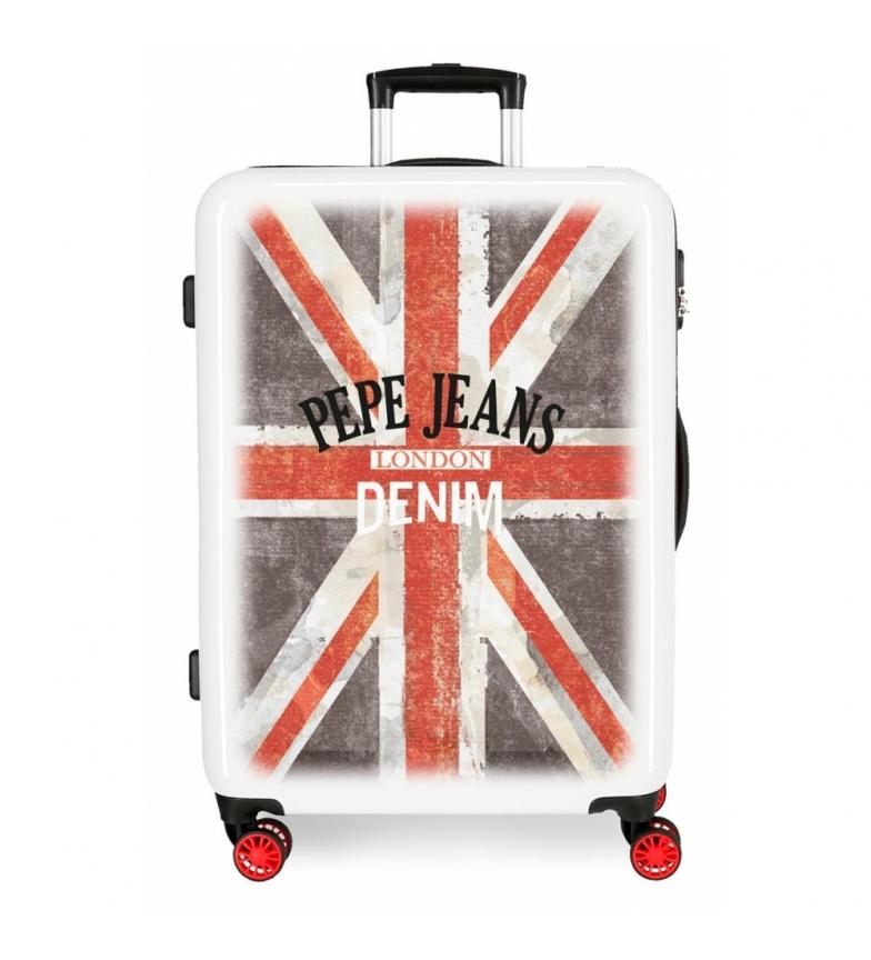 Comprar Pepe Jeans Valise moyenne Pepe Jeans World rigide 70L en denim -68x48x26cm