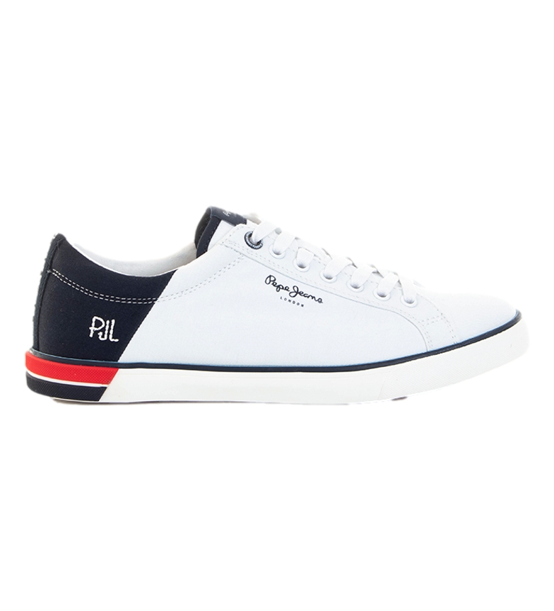Comprar Pepe Jeans Marton Low chaussures blanches