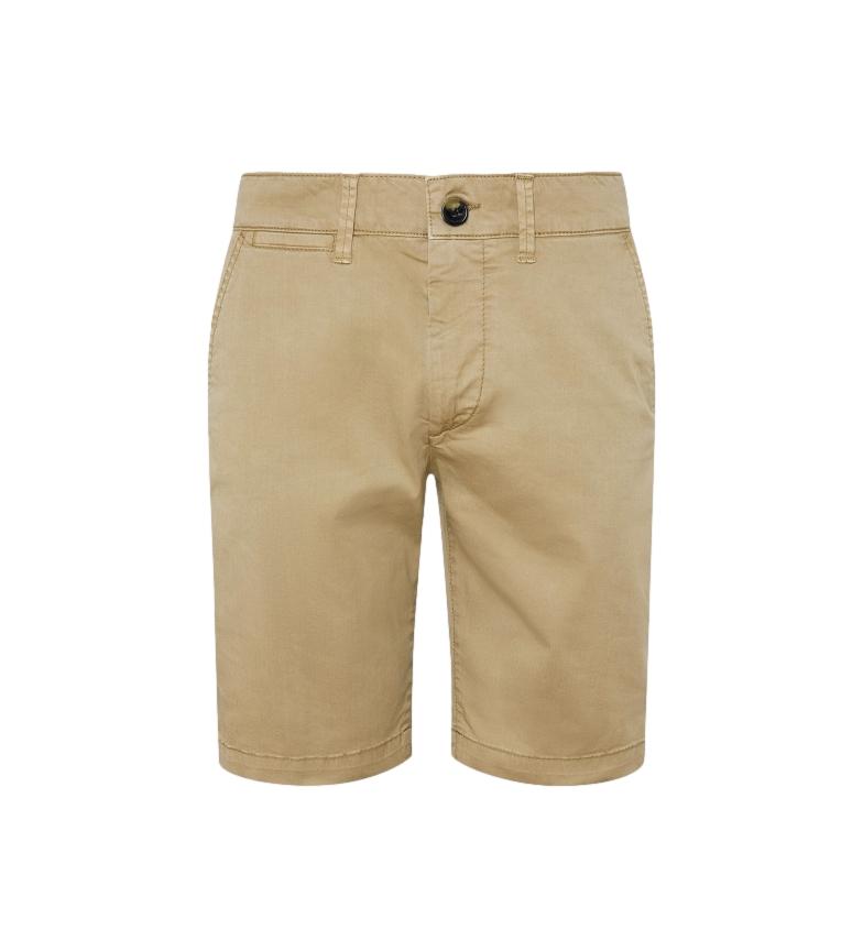 Comprar Pepe Jeans Bermuda shorts Chino Style MC Queen beige