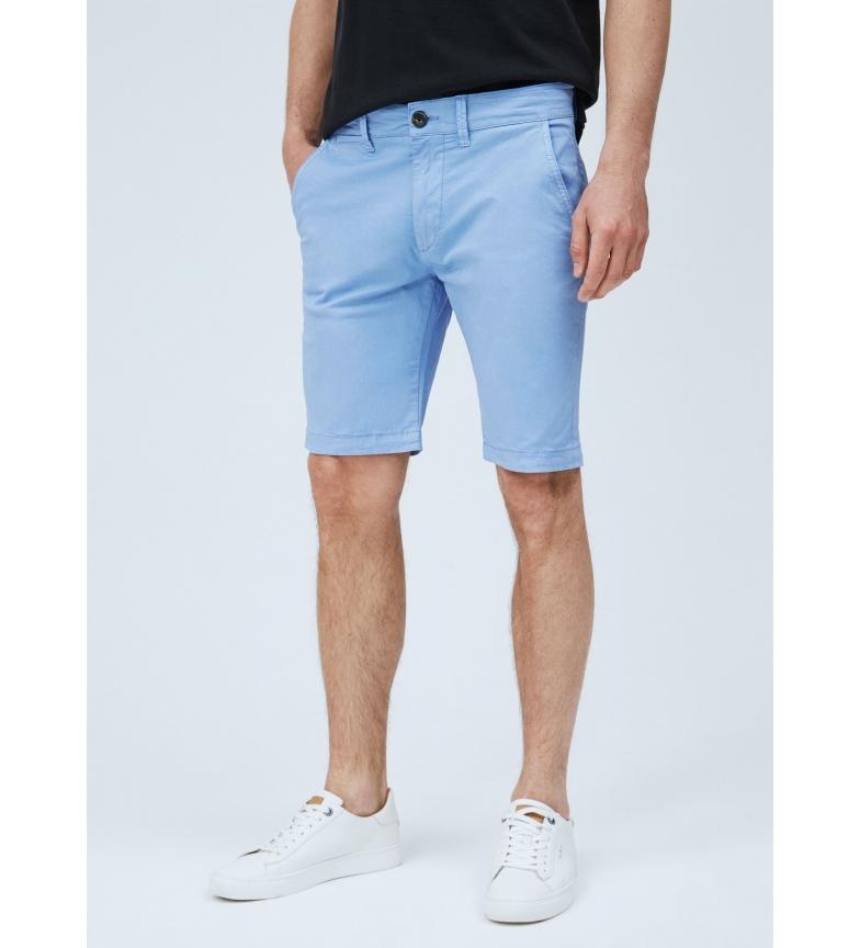Comprar Pepe Jeans Bermuda Chino Style MC Queen bleu
