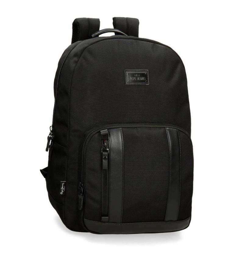 Comprar Pepe Jeans Zaino adattabile per laptop Pepe Jeans Allblack 15,6