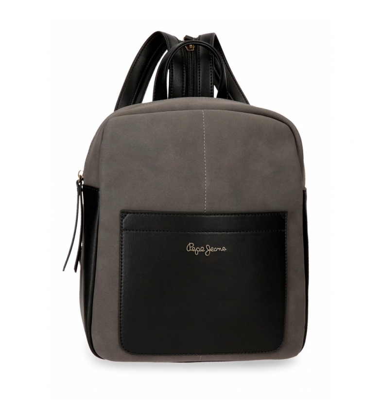 Comprar Pepe Jeans Casual backpack Pepe Jeans Lorain Black -24x28x10cm