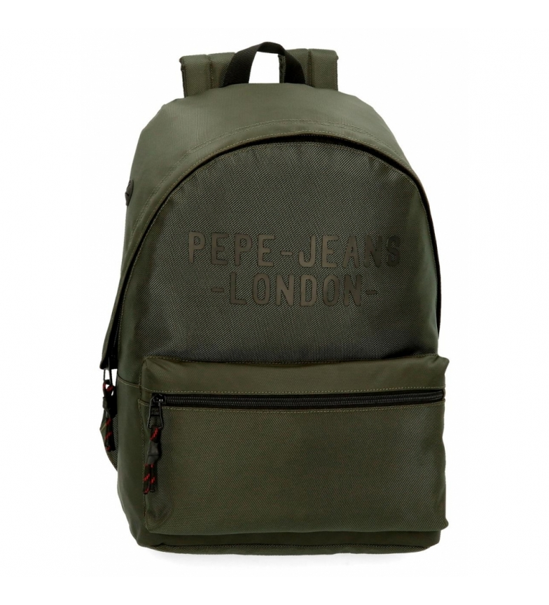 Comprar Pepe Jeans Backpack for laptop Pepe Jeans Bromley Green