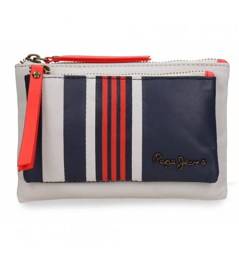 Comprar Pepe Jeans Leather purse Pepe Jeans Lines -17x10,5x2cm
