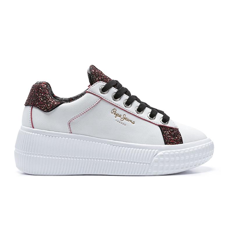 Comprar Pepe Jeans Nero Neal Edge scarpe Neal Edge -Platform altezza: 5cm