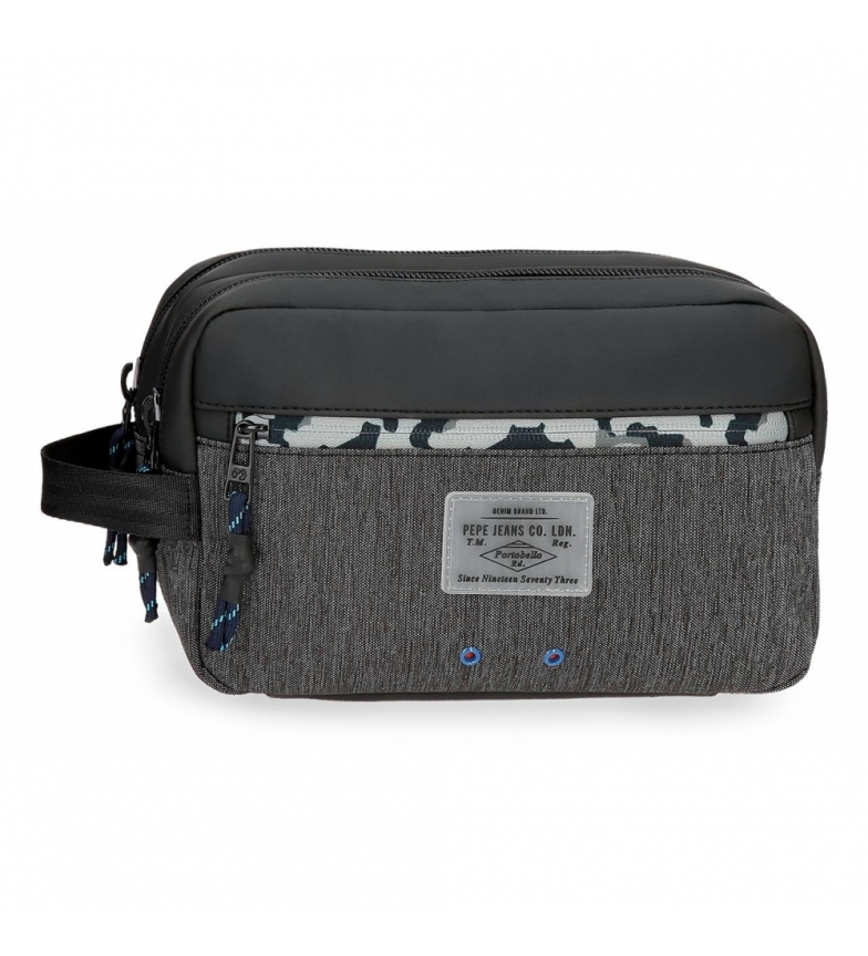 Comprar Pepe Jeans Neceser adaptable a trolley Pepe Jeans Raw -26x16x12cm-