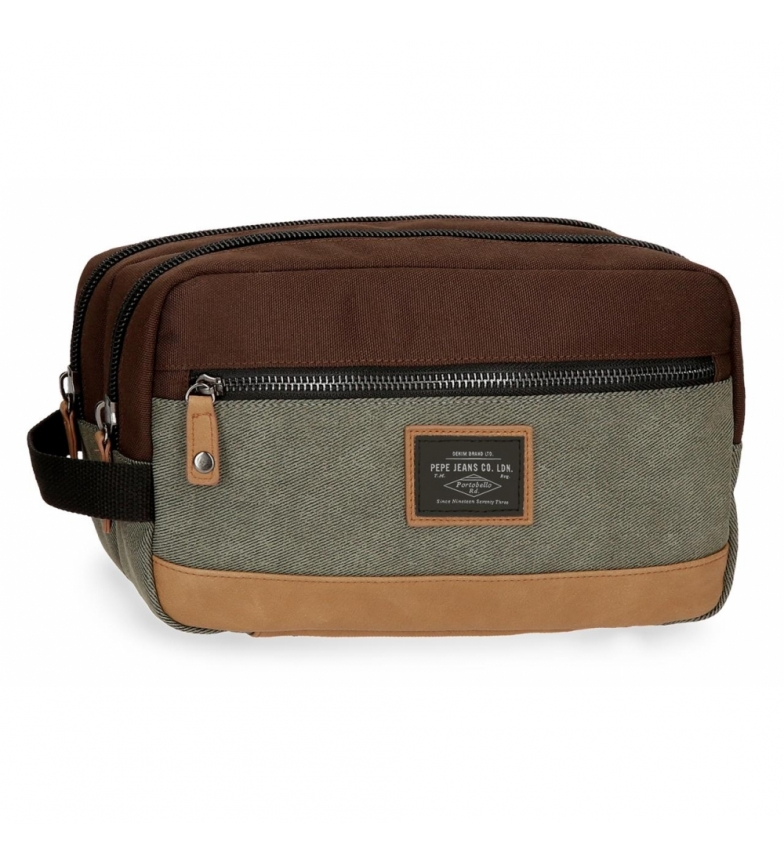 Comprar Pepe Jeans Neceser adaptable a trolley Pepe Jeans Wildshire -26x16x12cm-