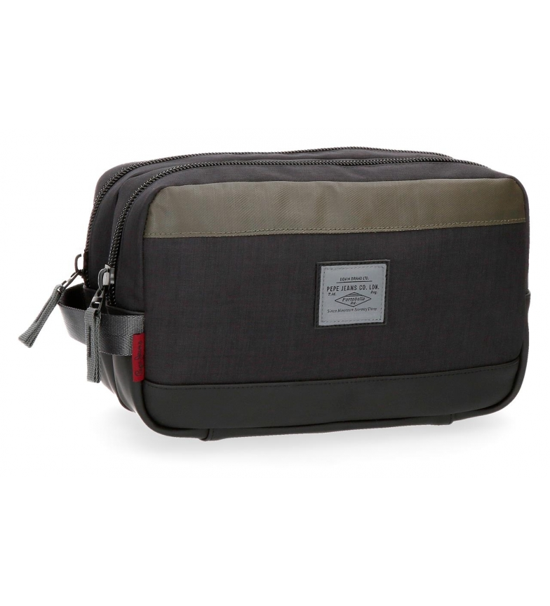 Comprar Pepe Jeans Neceser Pepe Jeans Brand adaptable a trolley -26x16x12cm-