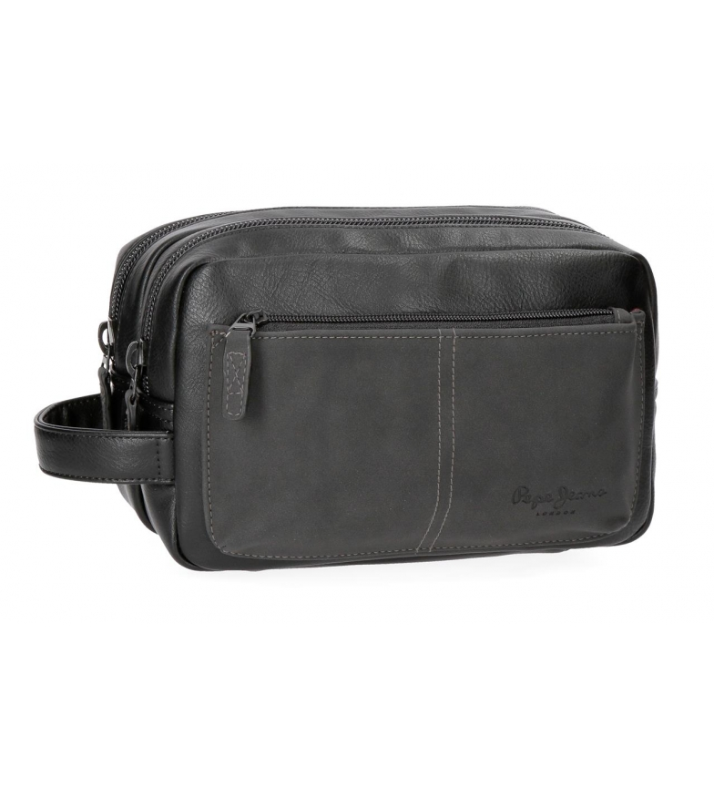 Comprar Pepe Jeans Pepe Jeans Cranford Black toiletry bag -26x16x22cm-