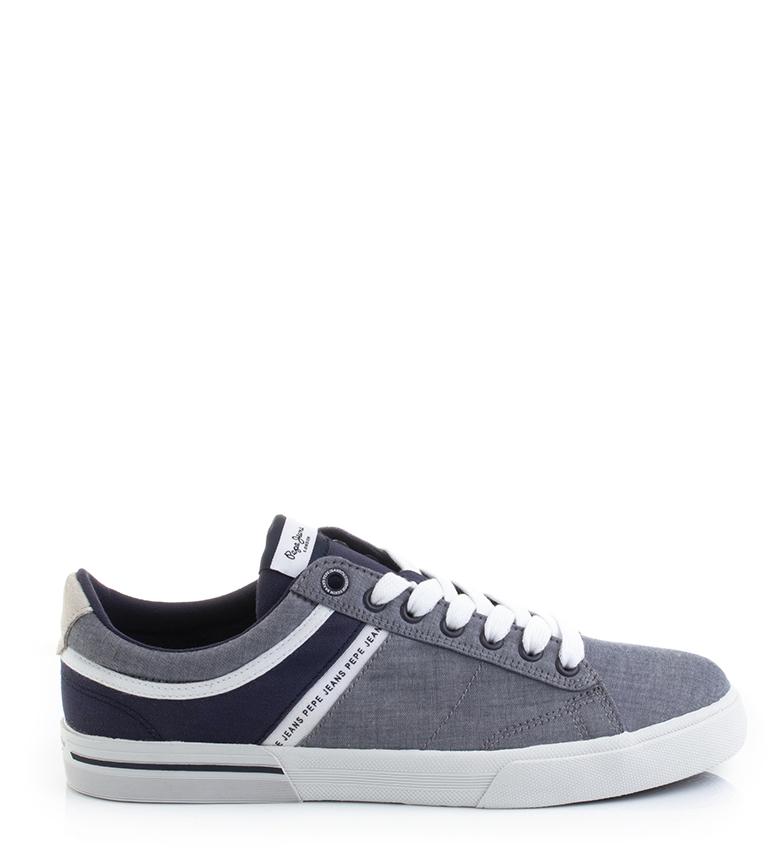 Comprar Pepe Jeans Sapatos North Half Chambray Marine