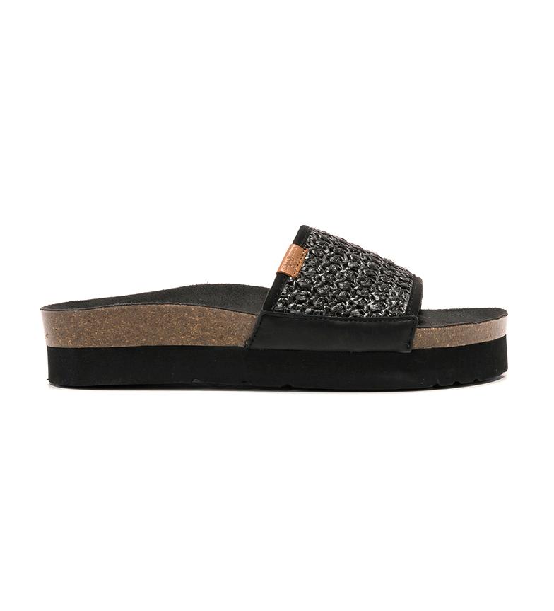 Comprar Pepe Jeans Sandalias Oban Athnic negro