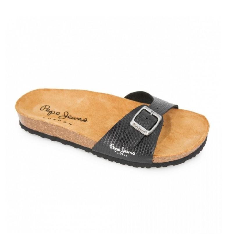 Comprar Pepe Jeans Oban Spiker Sandals black