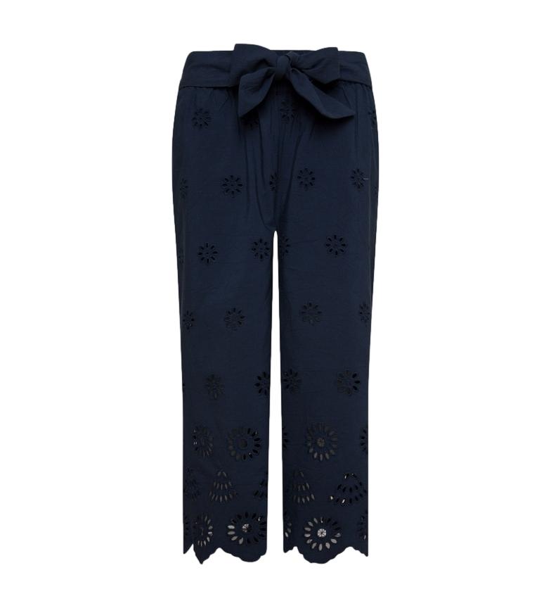 Comprar Pepe Jeans Pantalon Lulu Loop bleu marine