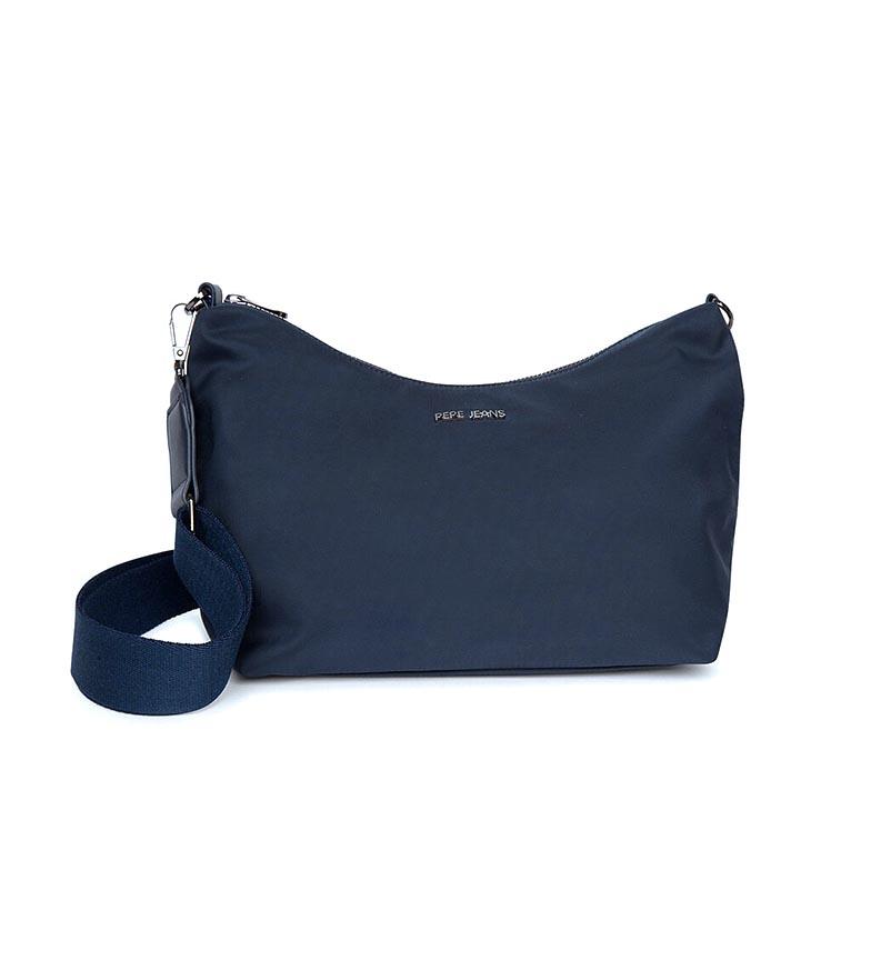 Comprar Pepe Jeans Borsa Patt cuore blu -28x20x14cm-