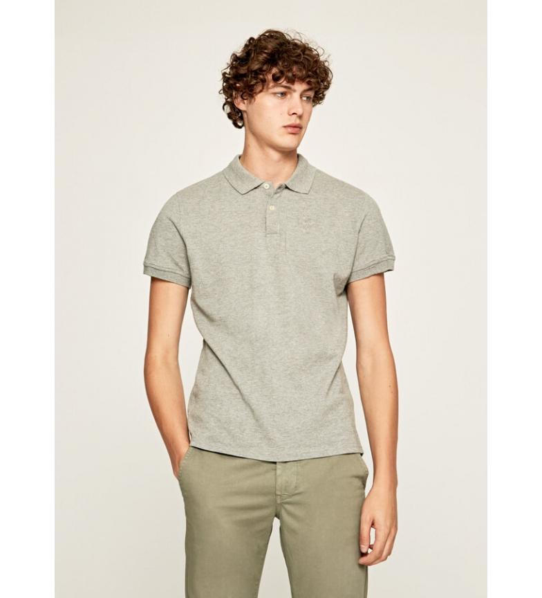 Comprar Pepe Jeans Vincent grey polo shirt