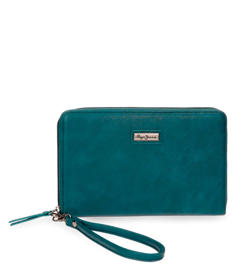 Comprar Pepe Jeans Pepe Jeans Croc green document holder