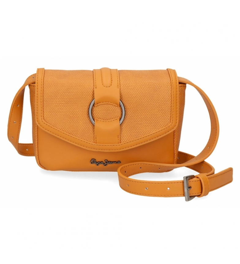Comprar Pepe Jeans Bum bag Daphne ochre -18x12x5cm