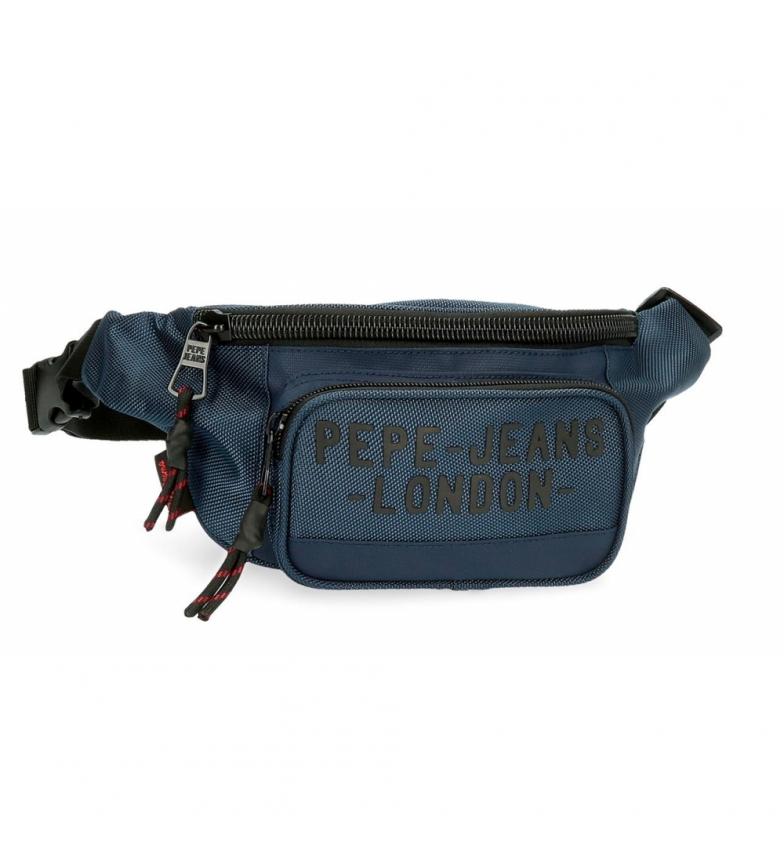 Comprar Pepe Jeans Bum bag Pepe Jeans Bromley blue -35x15x5cm