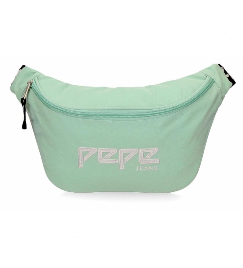 Comprar Pepe Jeans Bum saco Pepe Jeans Uma Verde -36x16,5x7cm