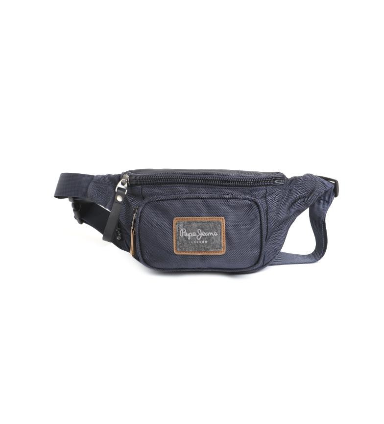 Pepe Jeans Bum bag PM030658 blue - 30x13x5cm - - Blue - 30x13x5cm