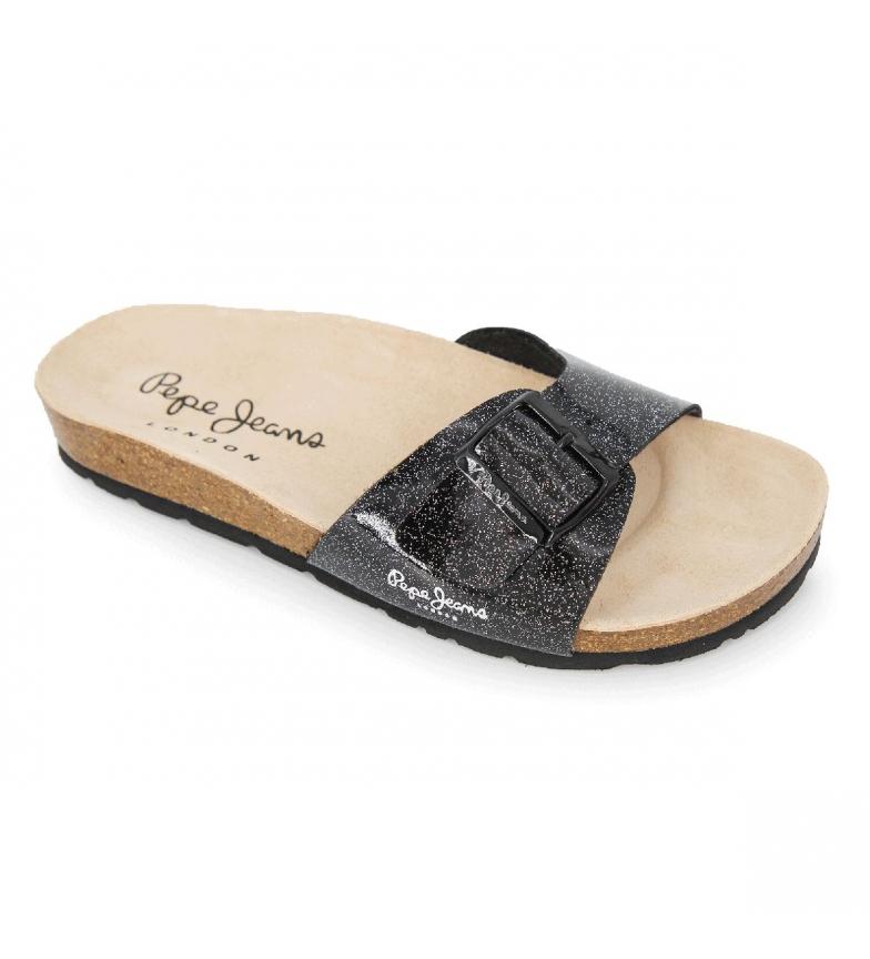 Comprar Pepe Jeans Silver Mules Sandals