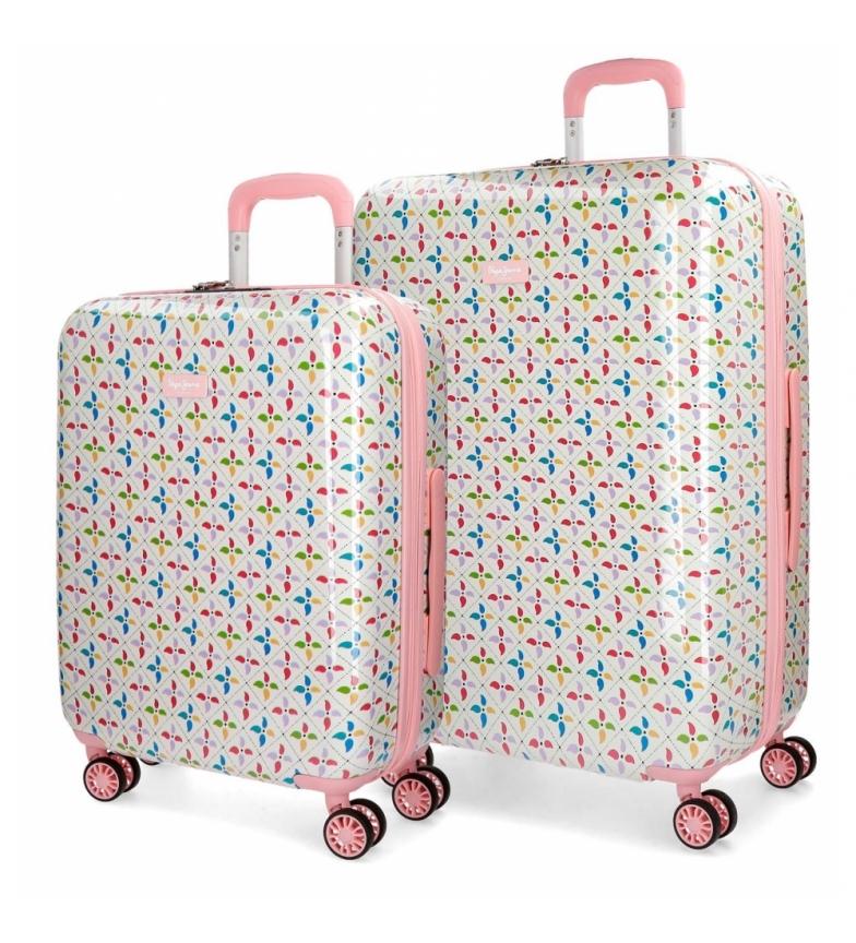 Comprar Pepe Jeans Ensemble valise rigide Pepe Jeans Tina -55x40x20x20cm / 70x48x28cm