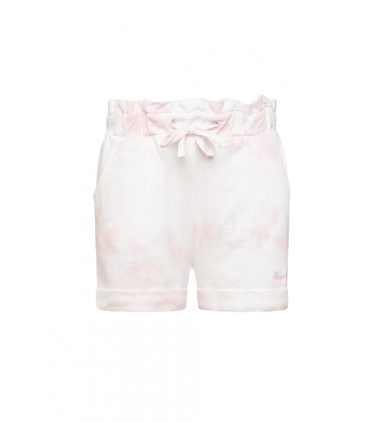 Comprar Pepe Jeans Calções Sporty Resha cor-de-rosa
