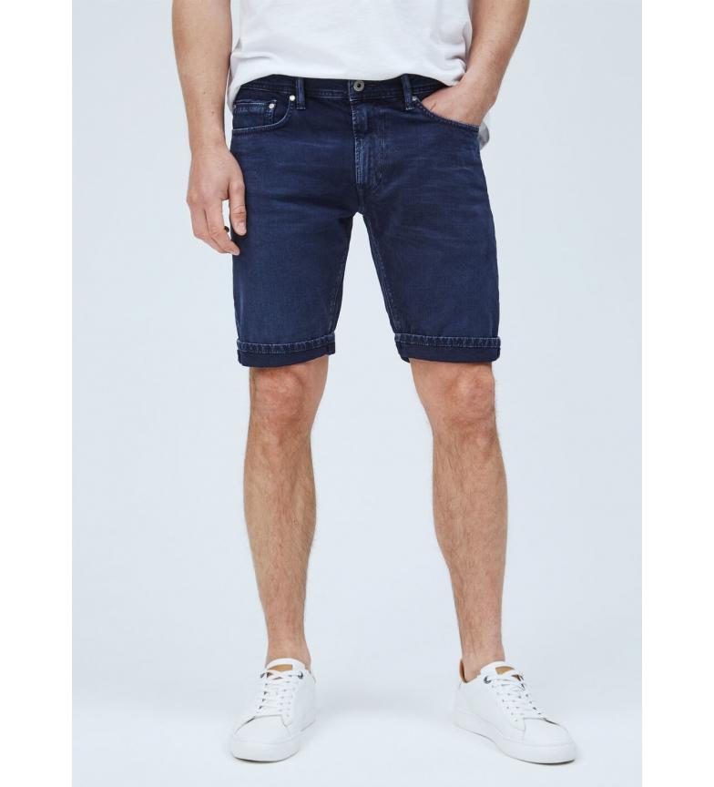 Pepe Jeans Bermuda shorts 5 Pockets Stanley navy