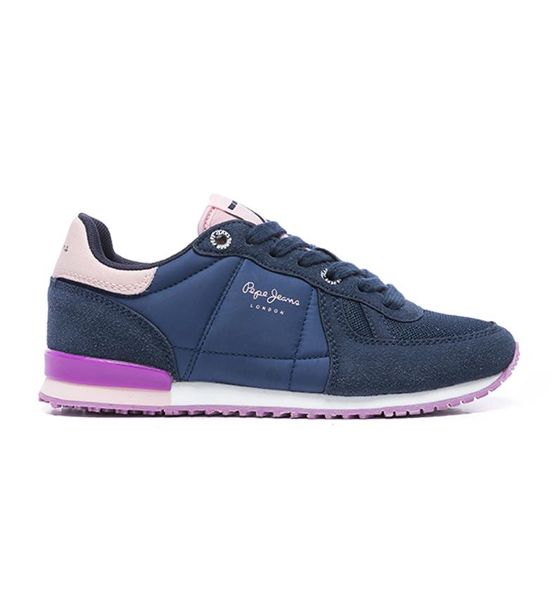 Comprar Pepe Jeans Zapatillas Sydney Basic Girl AW20 marino