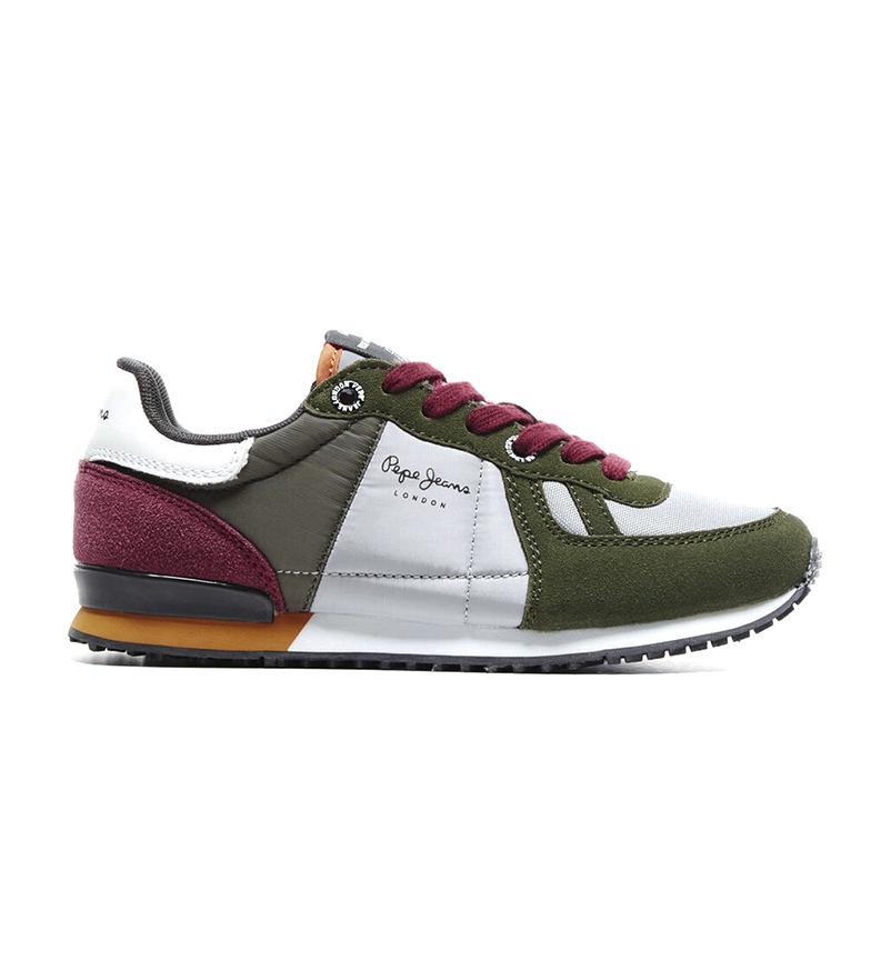 Comprar Pepe Jeans Sydney Combi Boy AW20 scarpe kaki AW20