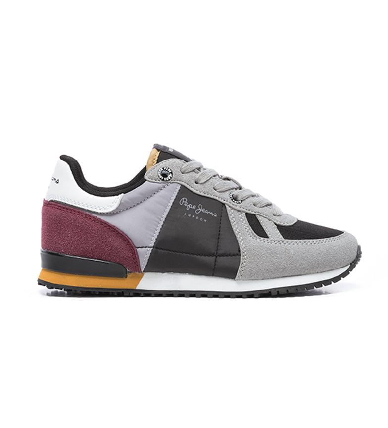 Comprar Pepe Jeans Chaussures Sydney Combi Boy AW20, grises