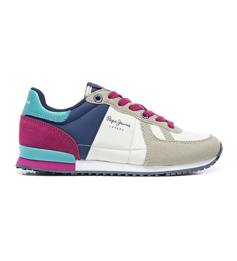 Comprar Pepe Jeans Sydney Combi Girl AW20 sapatos bege
